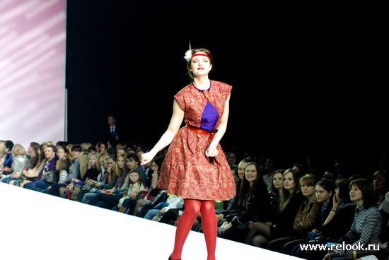 Volvo Fashion week 2012