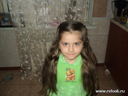 Уход за волосами наших маленьких принцесс