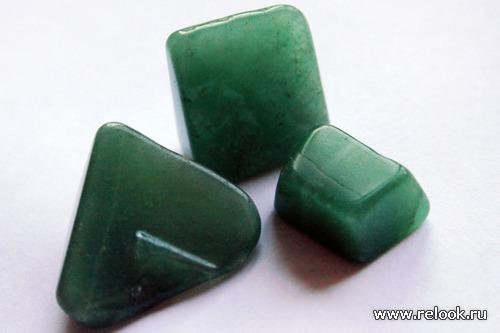 Камень поясницы - нефрит