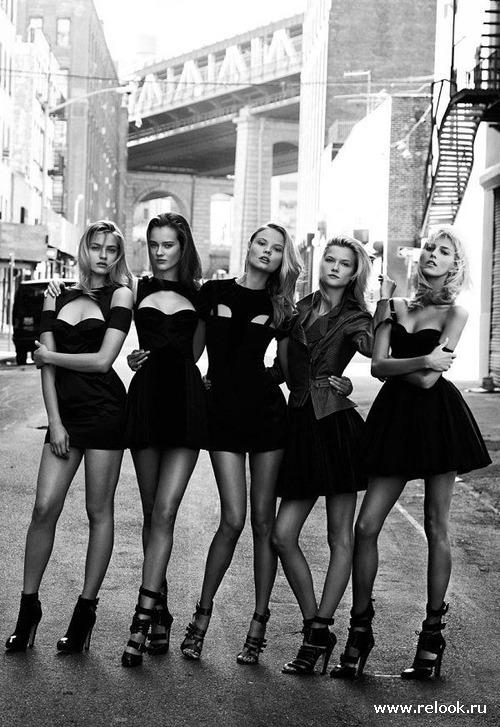 """""""Неделя в стиле..."""" на Relook.ru. Маленькое черное платье"""