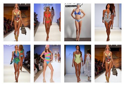Готовь купальник зимой: модные тенденции лета-2013