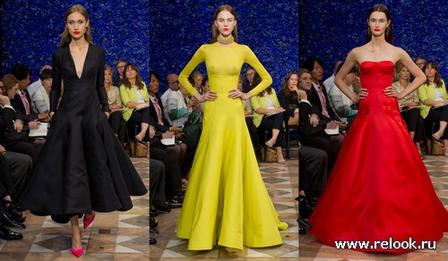 Christian Dior Fall 2012 Couture Collection