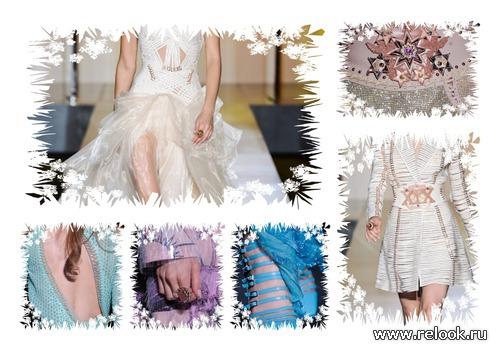 Versace Haute Couture: осень-зима 2012-2013