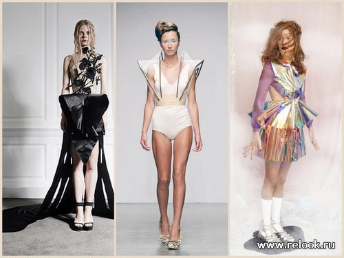 Дизайнеры-аванградисты, создающие одежду на грани моды (Часть 2)