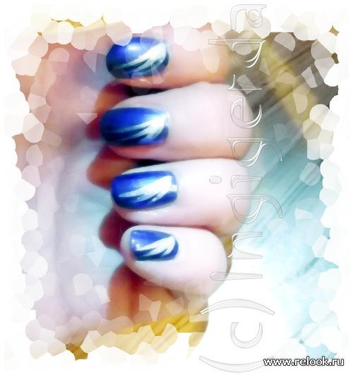 Этот невыносимо синий или Синяя звезда Cosmic Blue