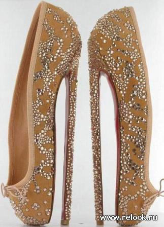 Самые странные туфли в мире