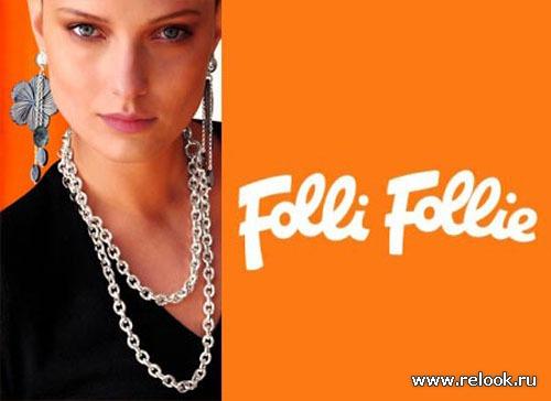 Folli Follie – бренд, соответстующий запросам современной женщины.