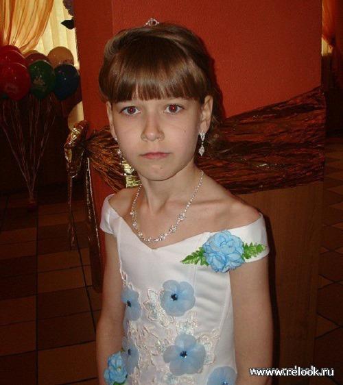 Маленькая принцесса или Выпускной из начальной школы