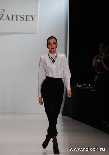 e7304322c6a5 Mercedes-Benz Fashion Week Russia - Слава Зайцев  Модная жизнь ...