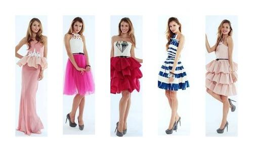 Платья как у барби на выпускной