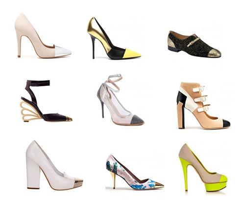 Женская Обувь Зенден