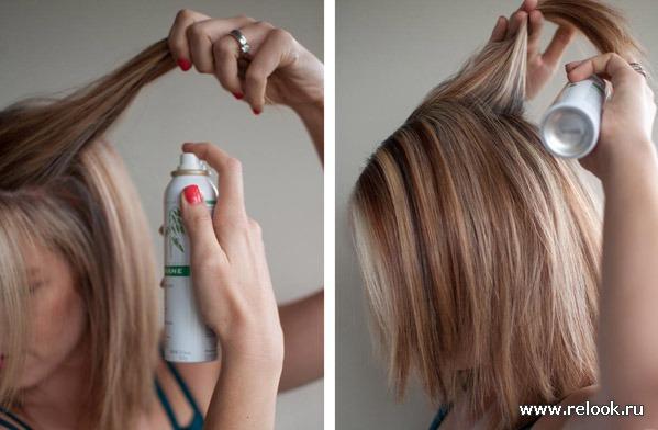 Как пользоваться сухим шампунем для волос в 2019 году
