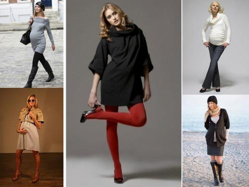 Как выбрать одежду будущей маме?