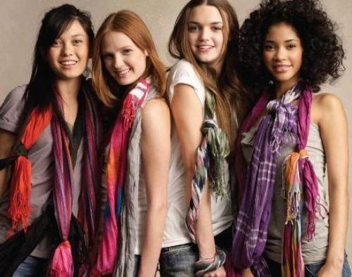 Как красиво завязать шарф: легко и модно!