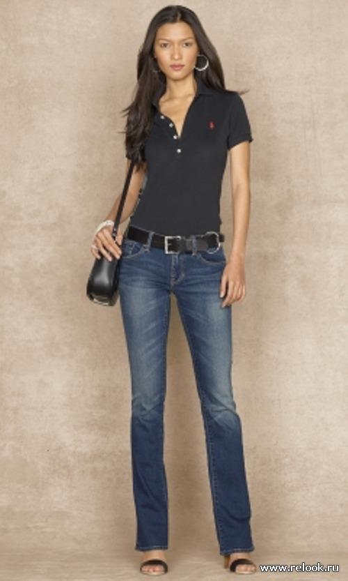 Как выбрать правильный фасон джинсов