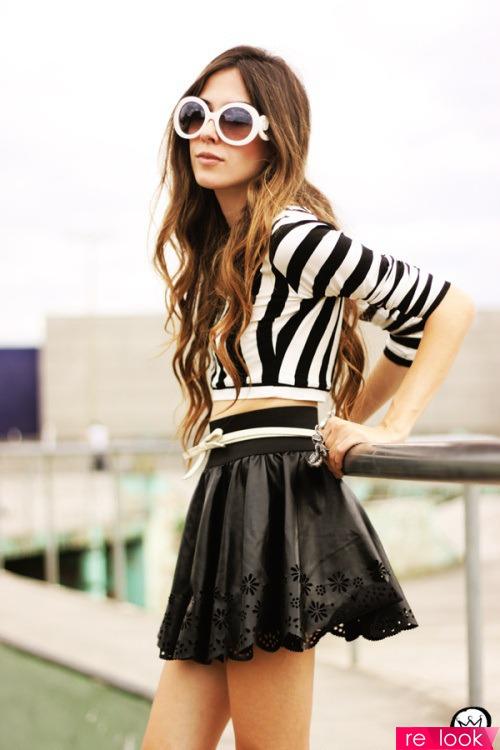 Мода летние молодежные юбки