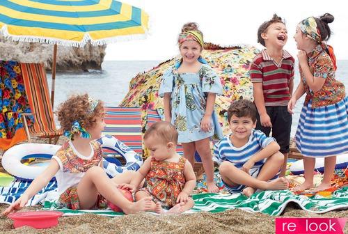 Детская мода 2013