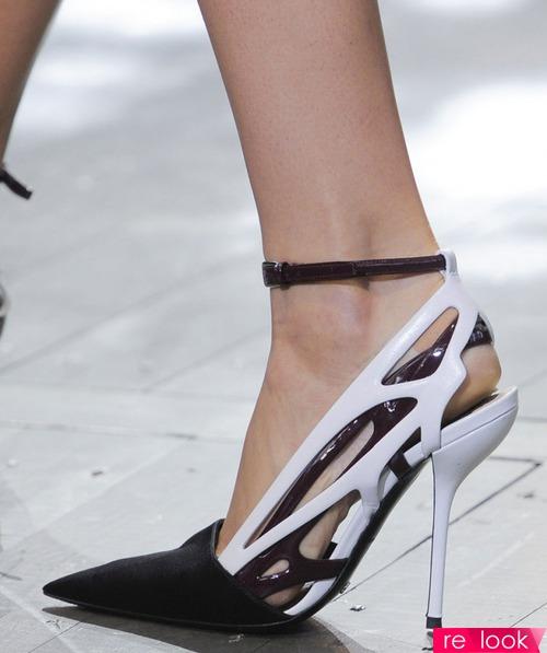 Мода обувь 2014 рыжие сапоги