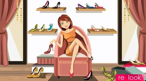 """Базовый обувной """"гардероб"""""""
