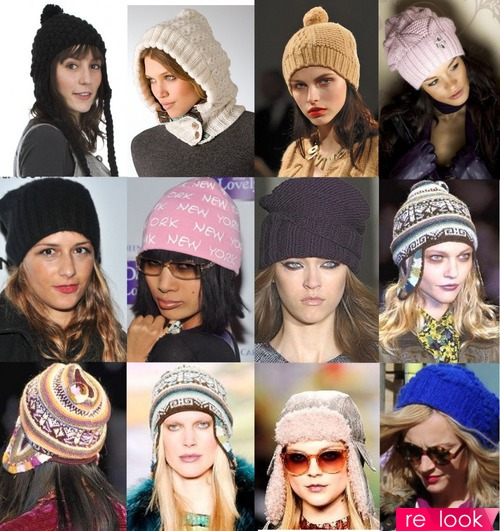 Самые модные шапки своими руками 498