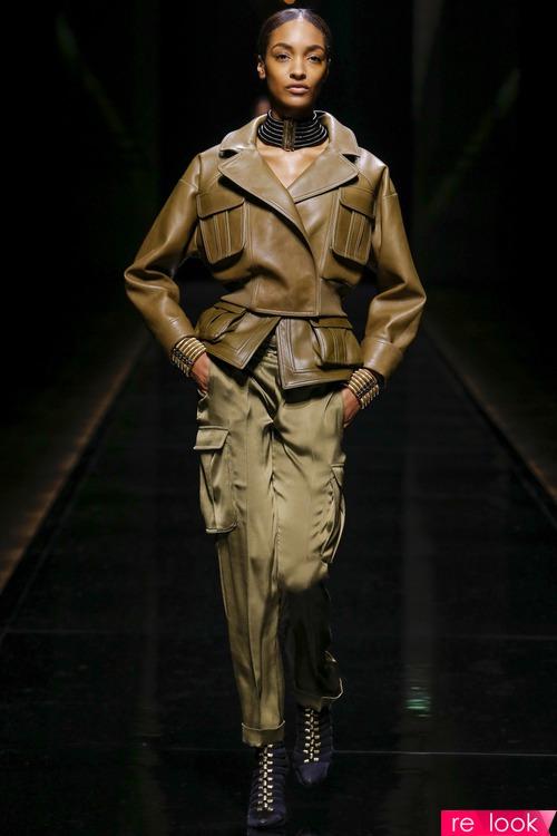 Мода осень-зима 2014-2015: куртки