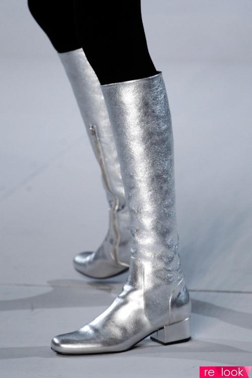 Мода осень-зима 2014-2015: сапоги