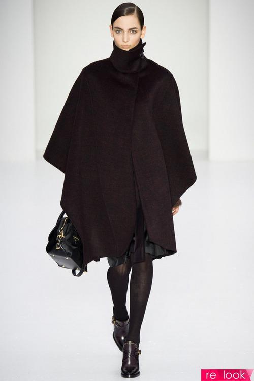 Мода осень зима 2014 2015 пальто