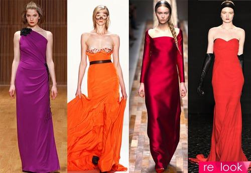 Модные цвета 2014