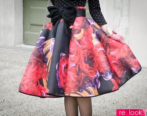 Как сшить пышную юбку женщине