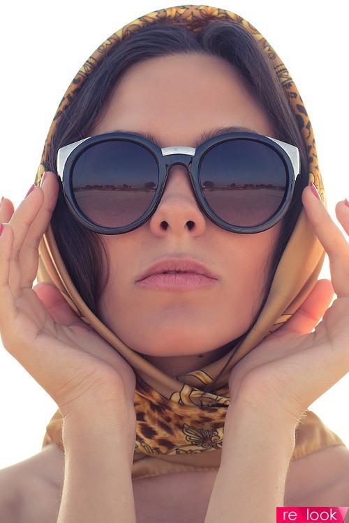 Подбирая солнцезащитные очки на лето
