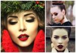 Новогодний макияж: тренды, идеи, советы визажистов
