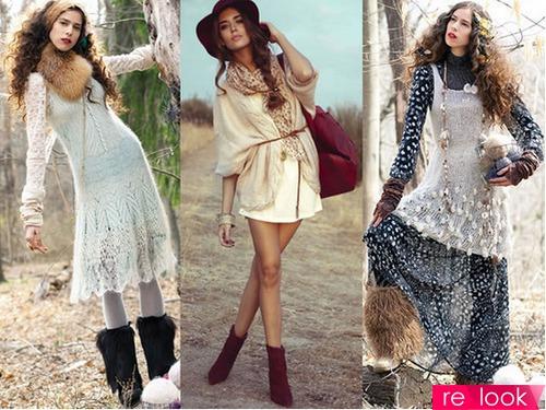 Вязаные платья летние с чем носить