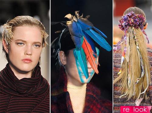 Аксессуары для волос осень/зима 2014-2015