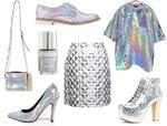 Модная голография или ретро-футуризм 2015