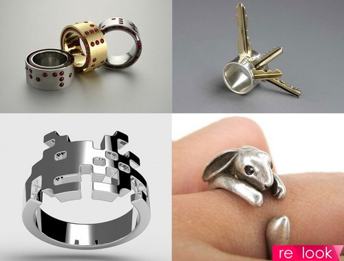Кольца, которые удивляют