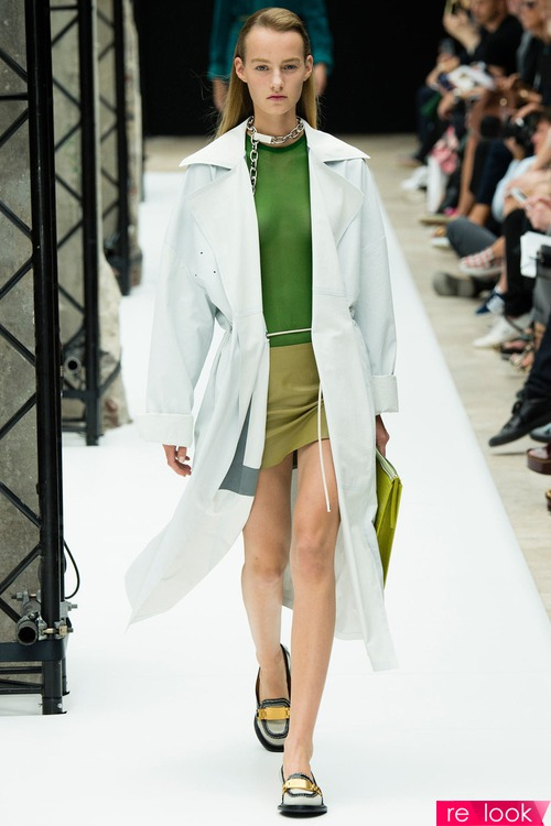 Мода весна-лето 2015: плащи
