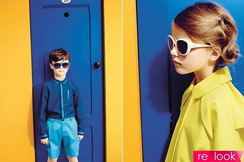 Детская мода весны-лета 2015
