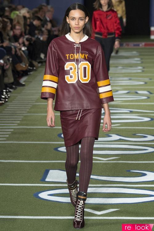 Ремейк моды 90-х: спортивный стиль