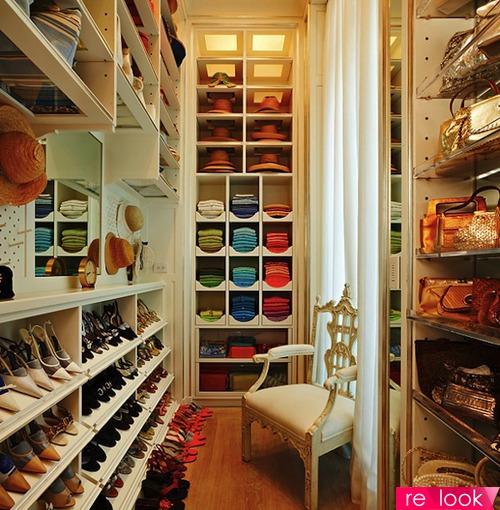 Женское царство: советы по созданию гардеробной