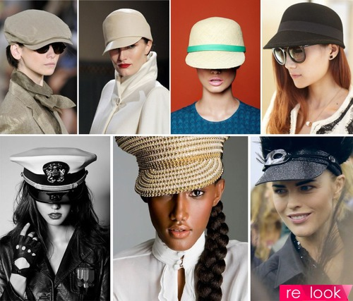 Как носить кепи?