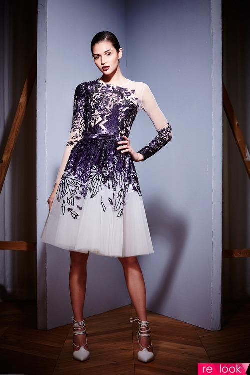 Модные коктейльные платья 2015-2016