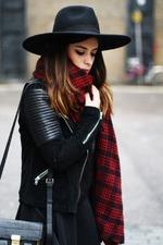 Модные головные уборы для осени