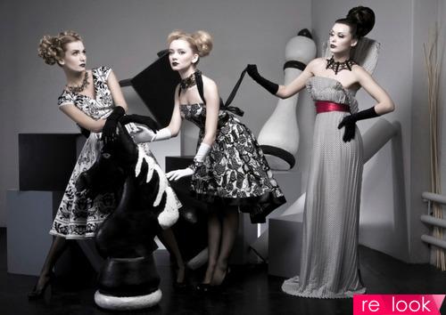 Её величество Женственность или как выбрать платье в стиле New Look