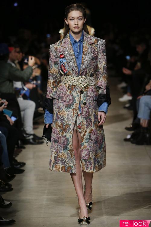 Обивочный принт – тренд моды сезона