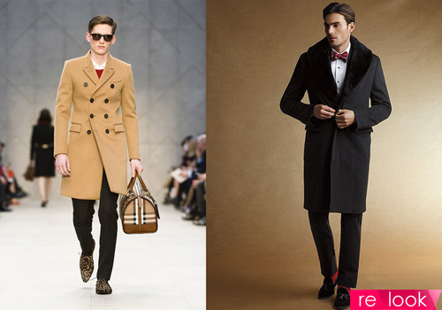 Мужская мода – главные тенденции зимы 2017 года
