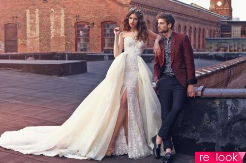 Как выбрать самое лучшее свадебное платье – тренды 2017 года