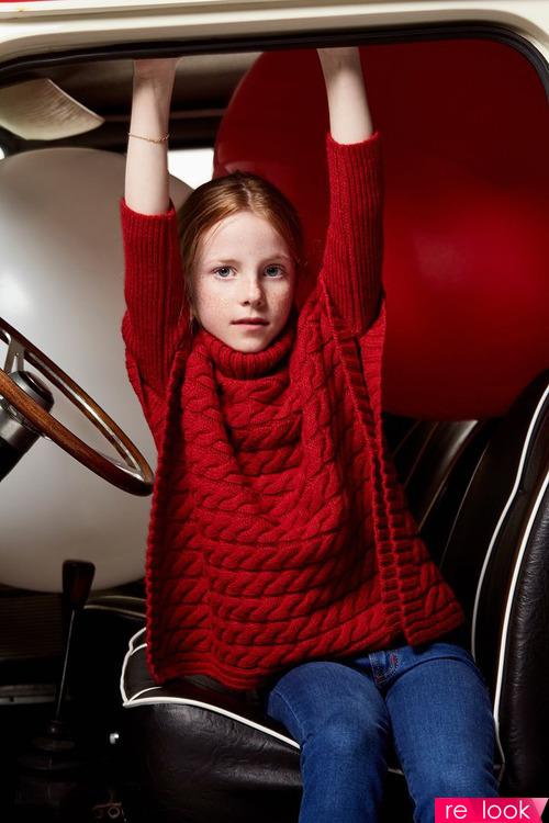 Детская мода осень-зима 2016/2017: девочки