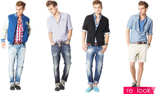 Одежда для мужчин – основы создания базового гардероба