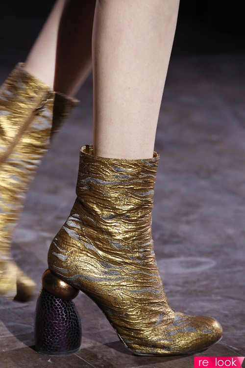 Мода осень-зима 2016-2017: ботинки и ботильоны