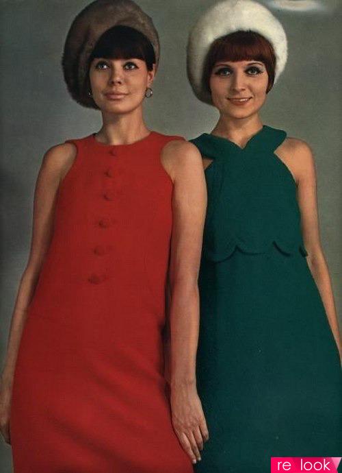Советские манекенщицы – история жизни «Красных» королев